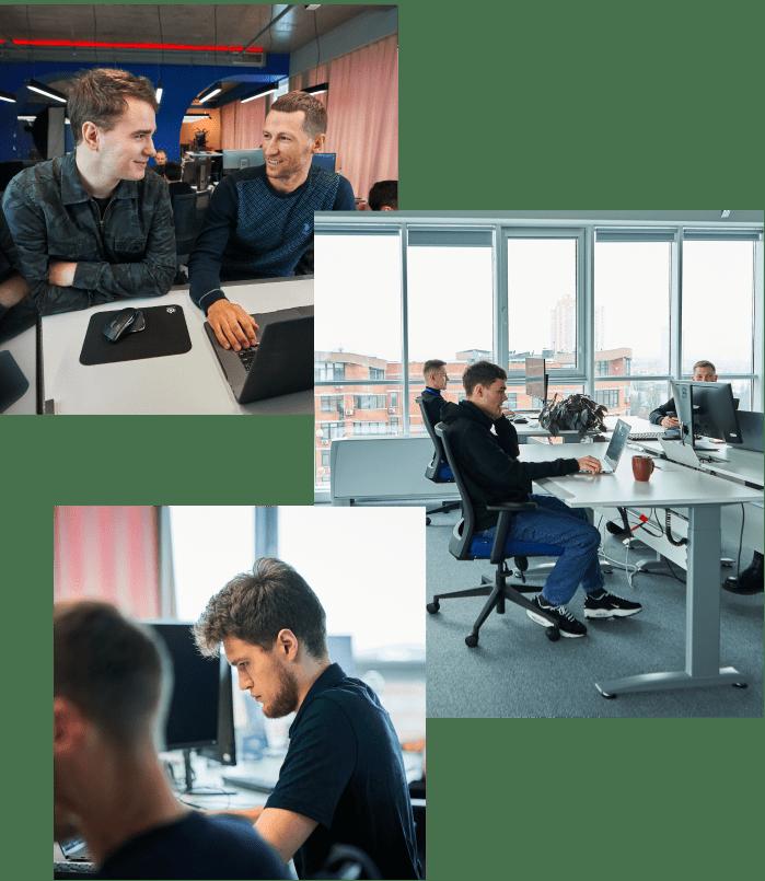 Custom software development team offshore