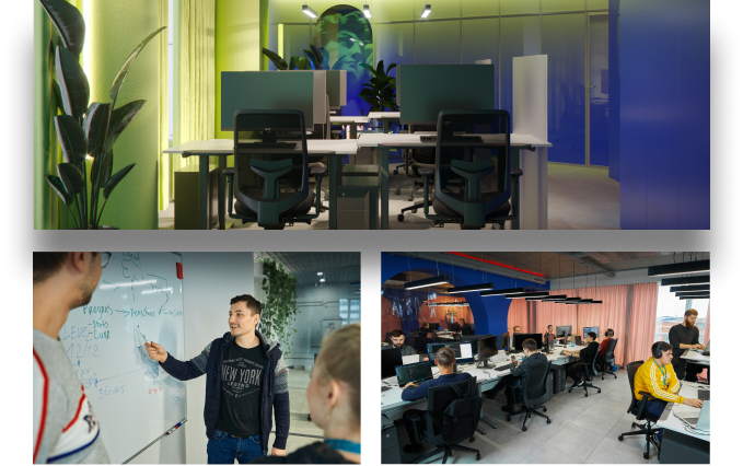 Your offshore R&D center in Ukraine